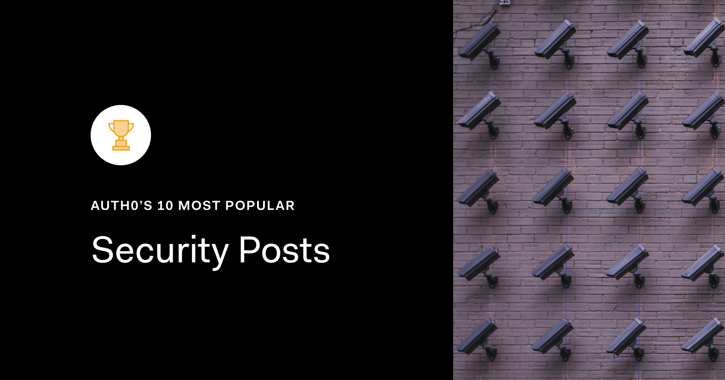 Auth0's 10 Most-Popular Security Posts