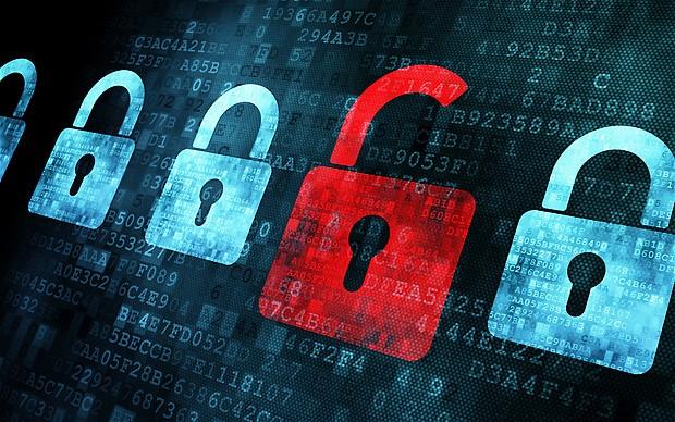 Increase internal data security