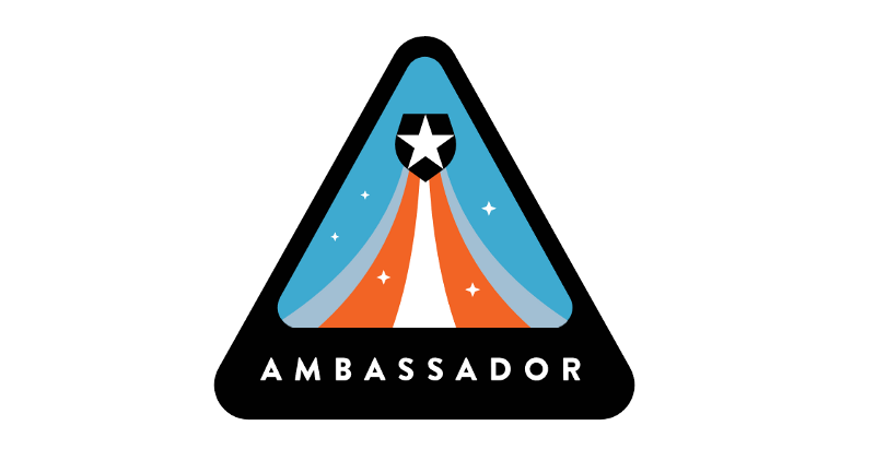 Ambassador Program badge icon