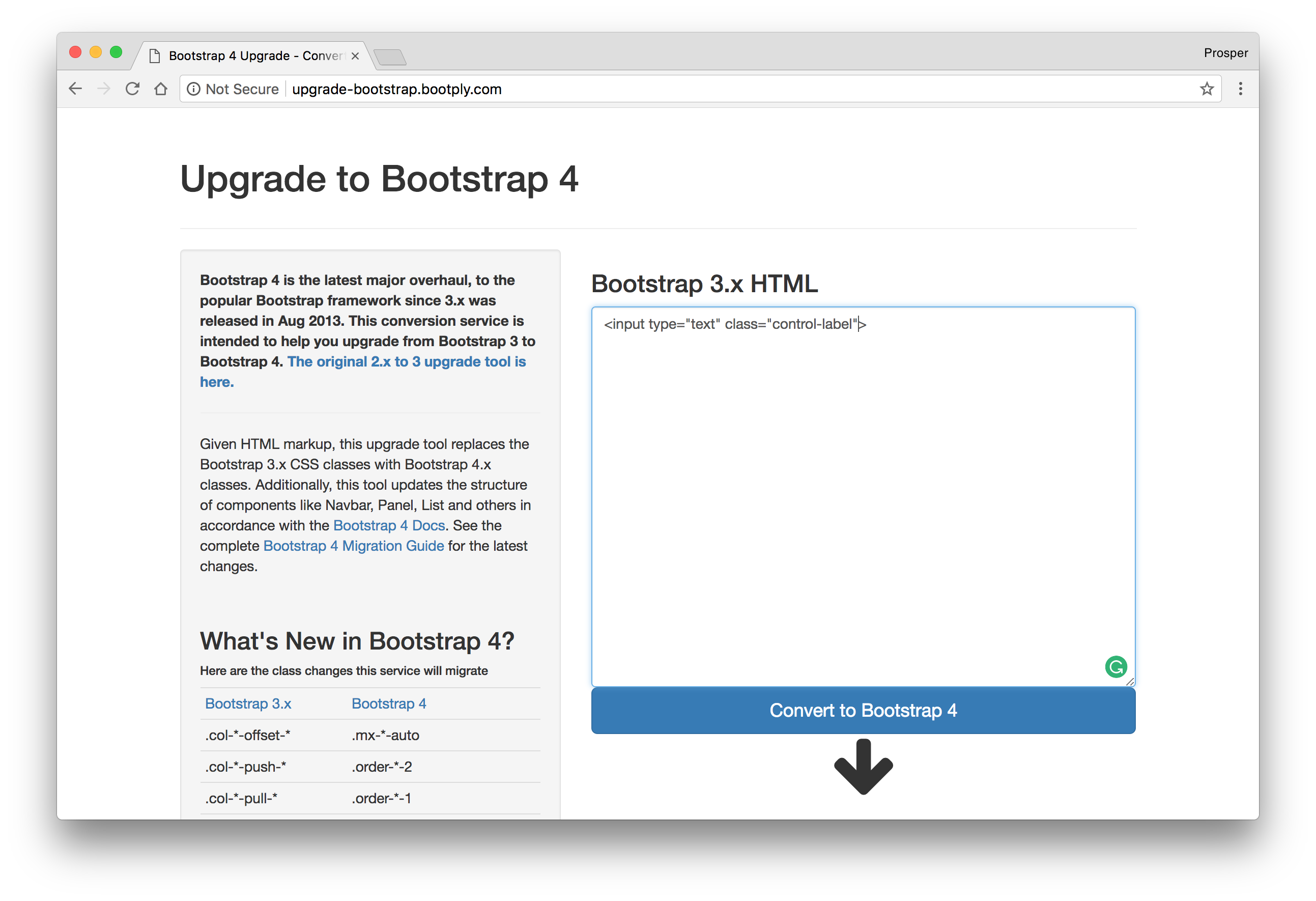 Bootstrap 4 0 Release: What's New?