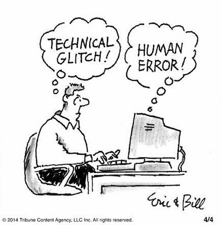 Computer Human Error