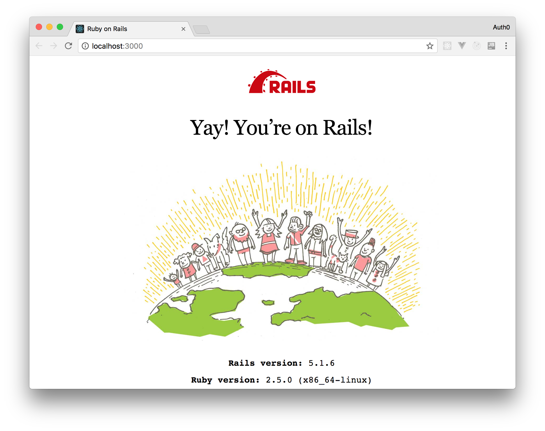 Docker and Ruby on Rails