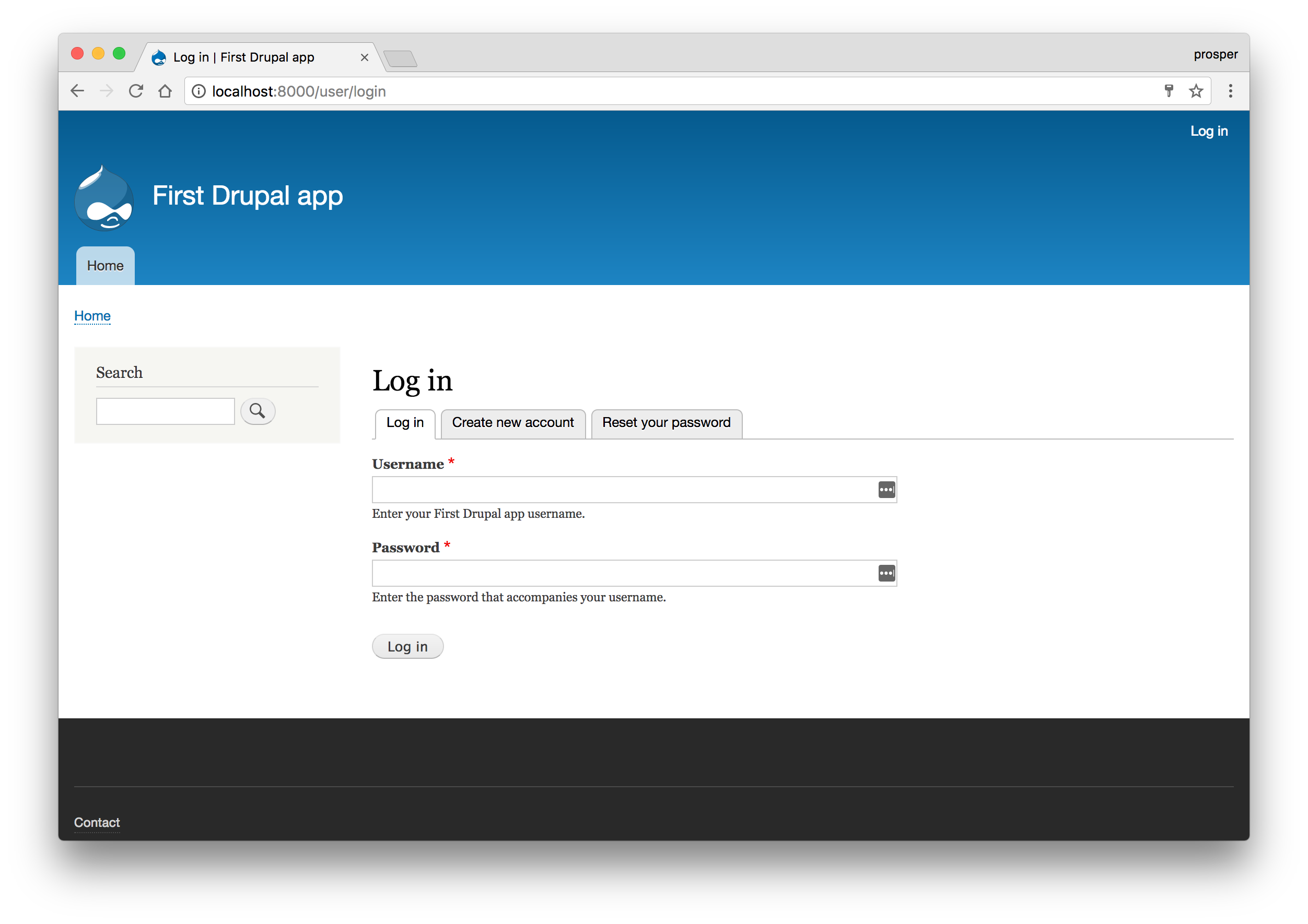 Create a Drupal Site and Add Authentication with Auth0