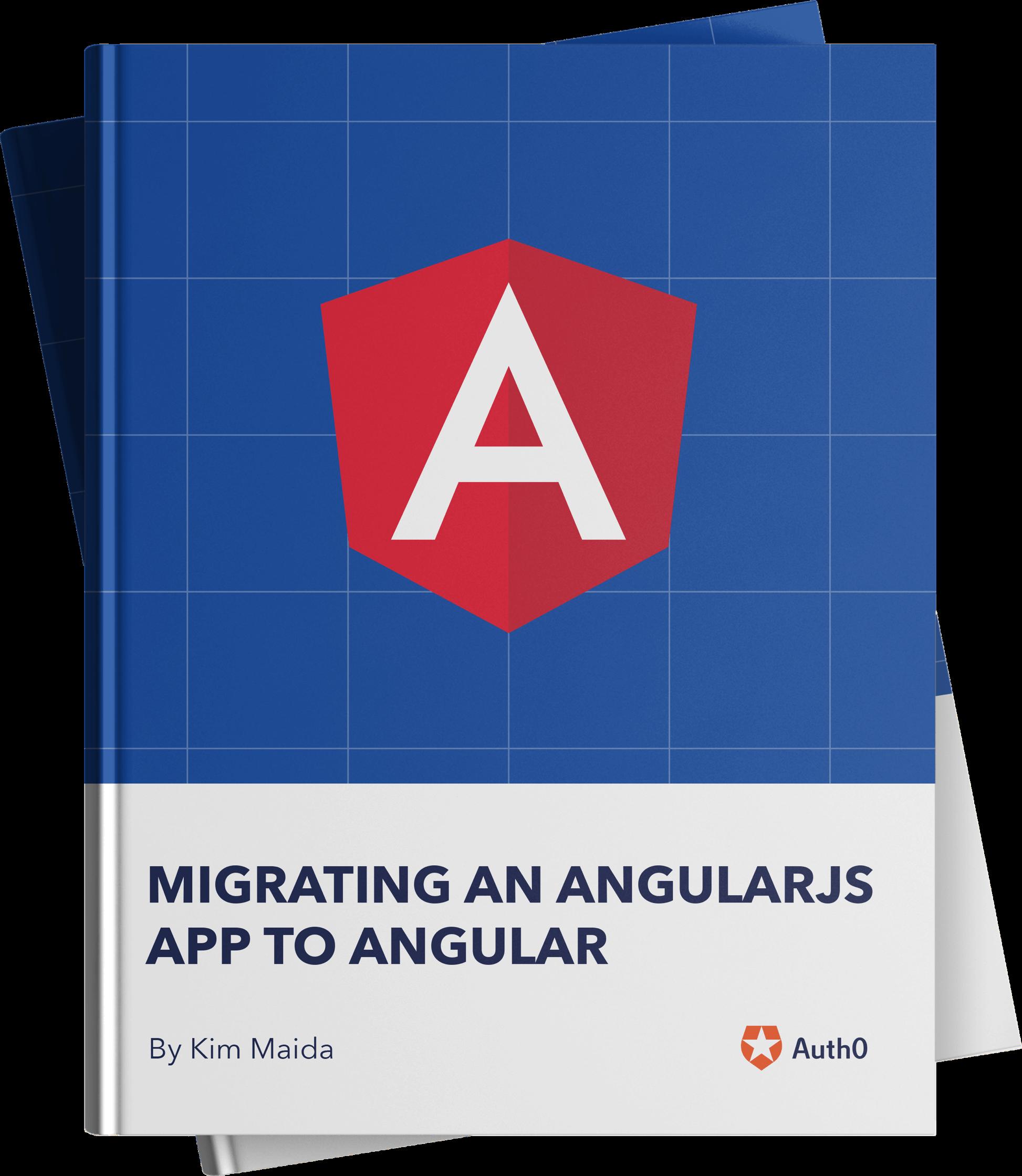 Migrating an AngularJS App to Angular