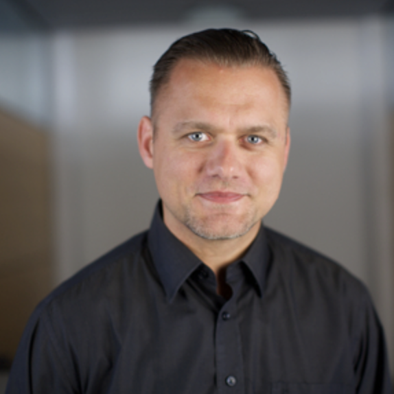 Mathias Conradt, Senior Solutions Engineer