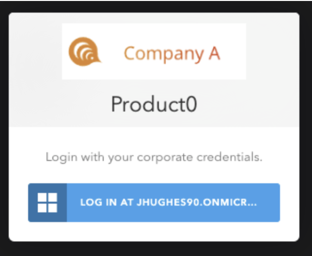 Auth0 Branding Login Page