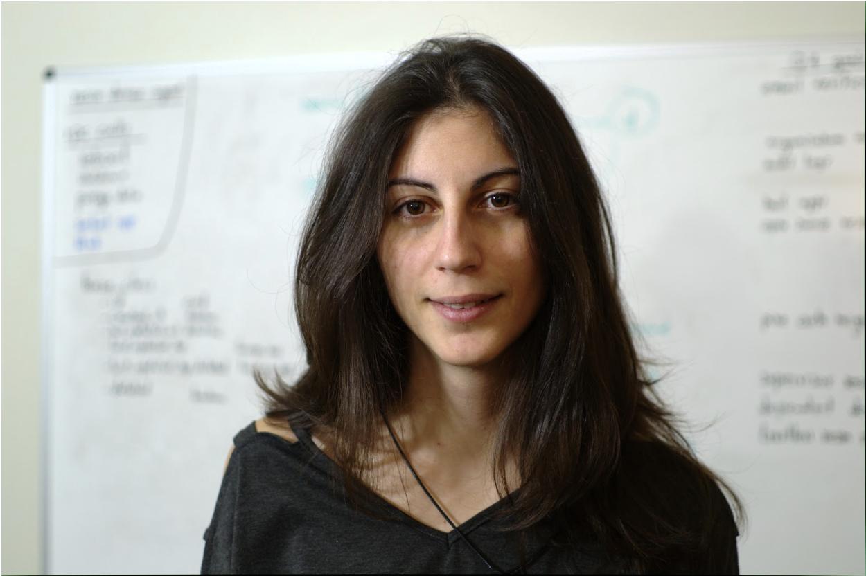 Eva Sarafianou, Application Security Engineer