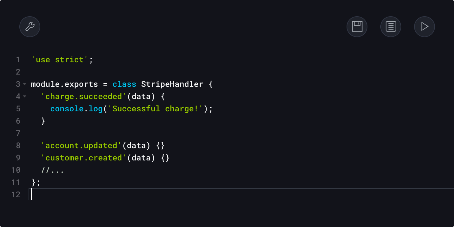 Custom programming models and DSLs