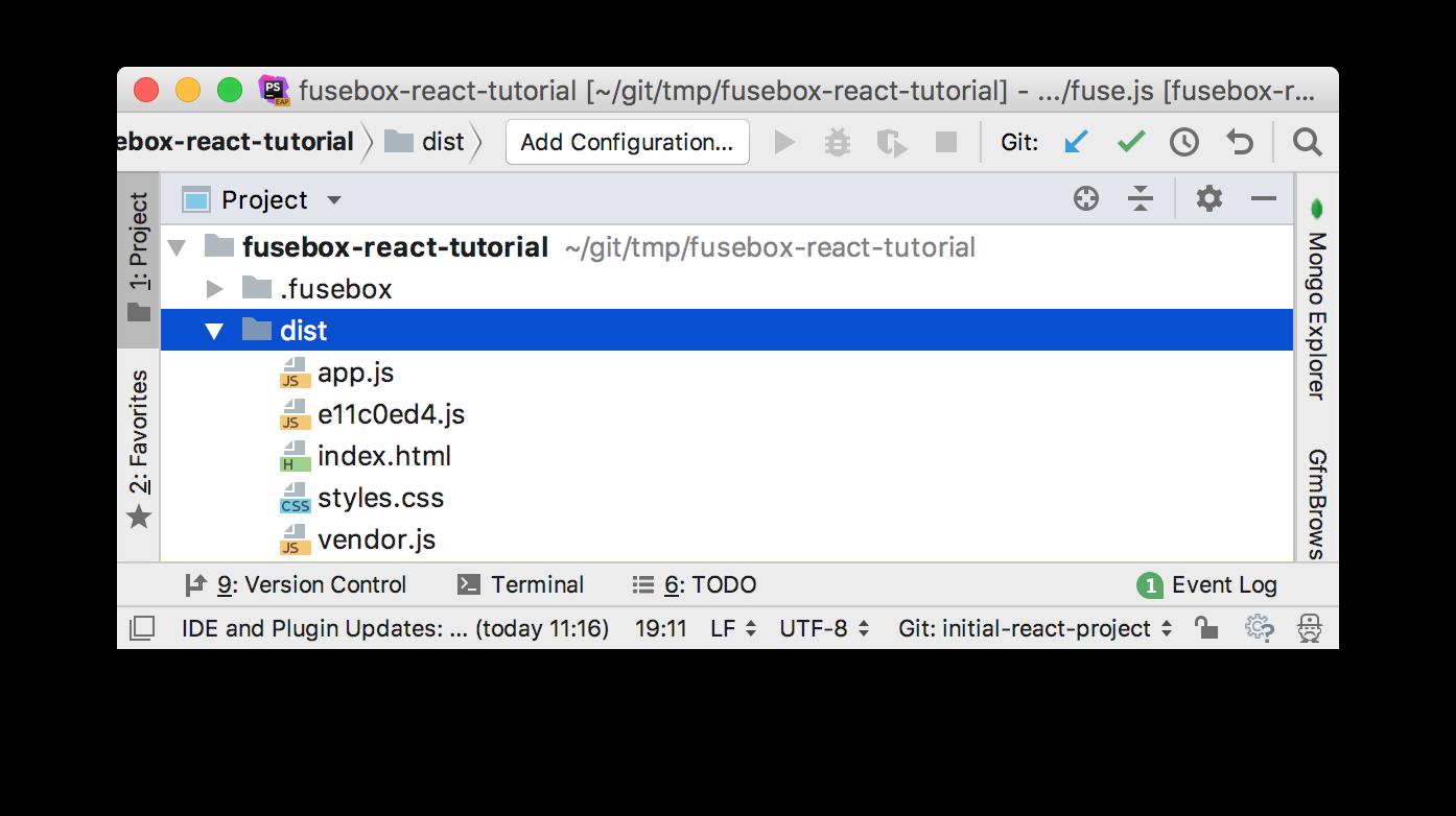 FuseBox - a Performant Bundler and Module Loader - Webpack Alternative