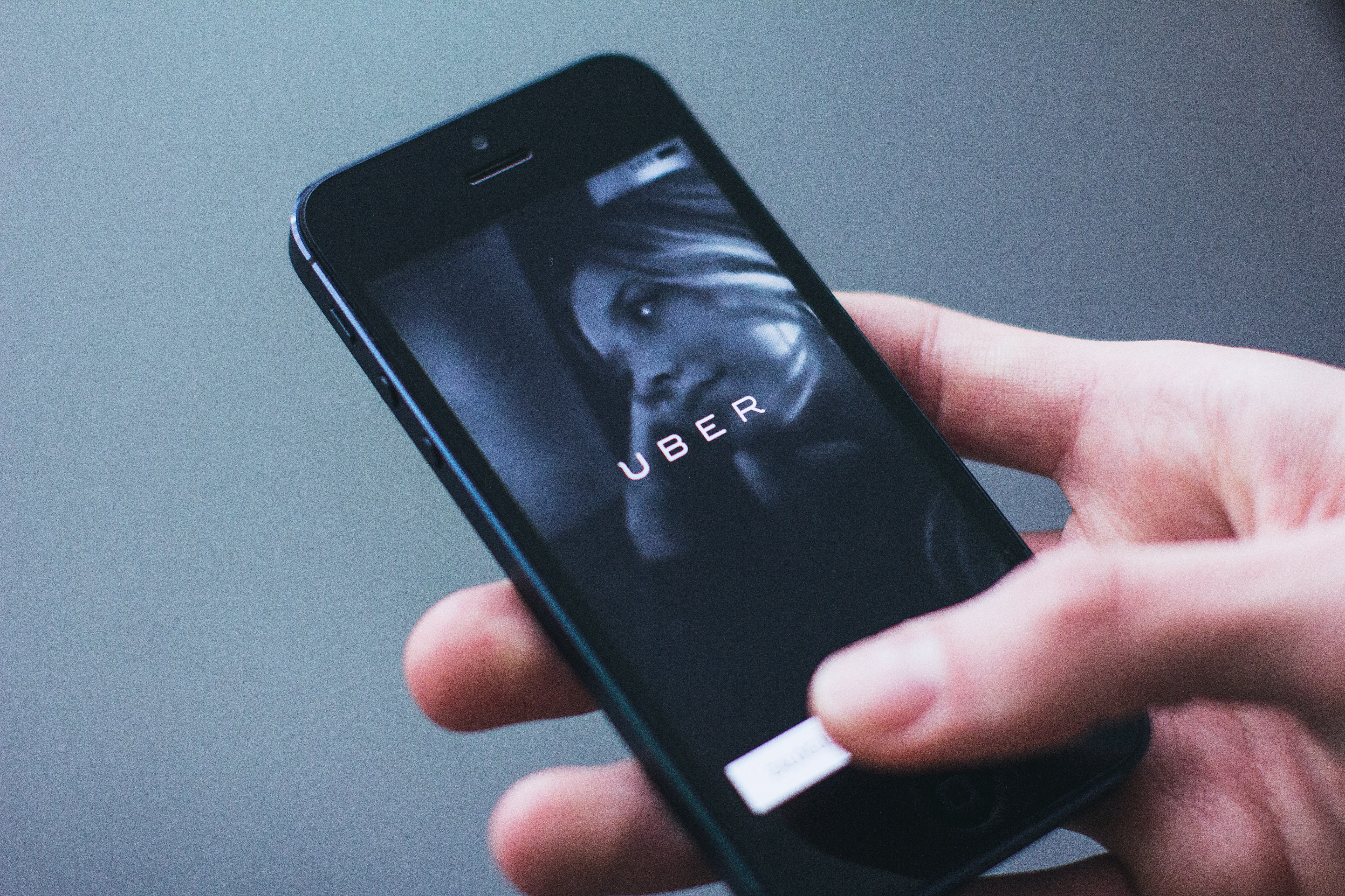 Uber user interface and simple experience for the future of payments