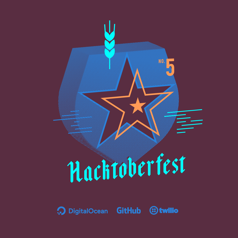 Hacktoberfest 2018 logo