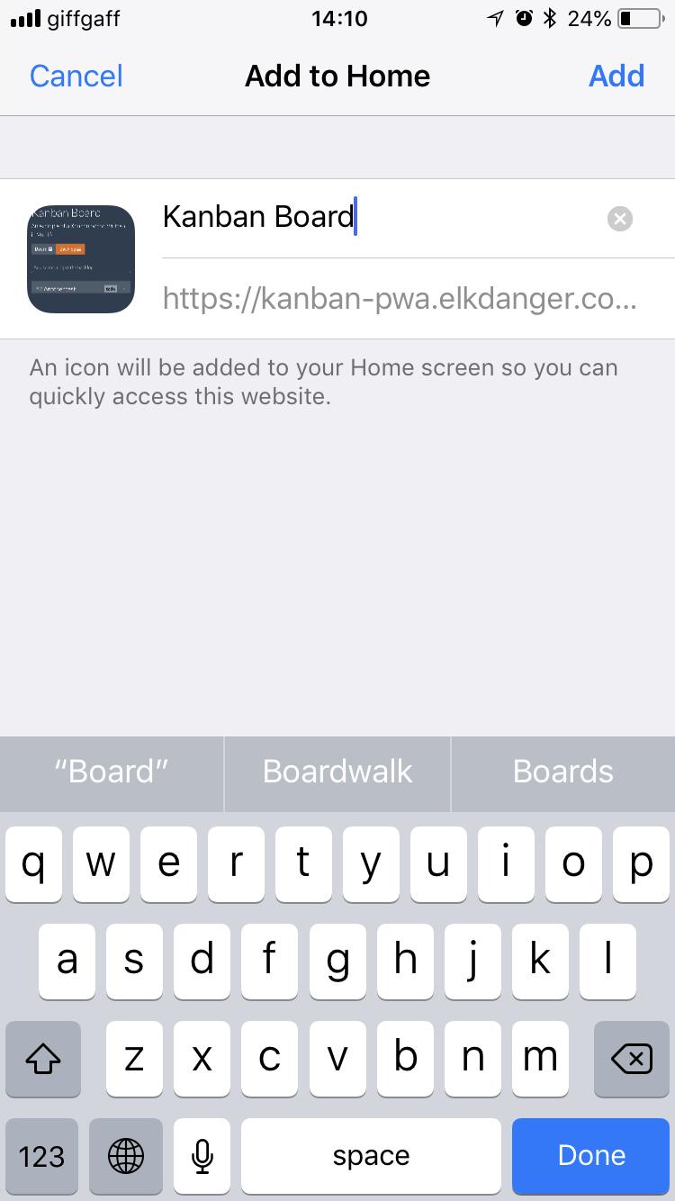 Vue js Kanban Board: PWA Features - Service Worker for Offline Support
