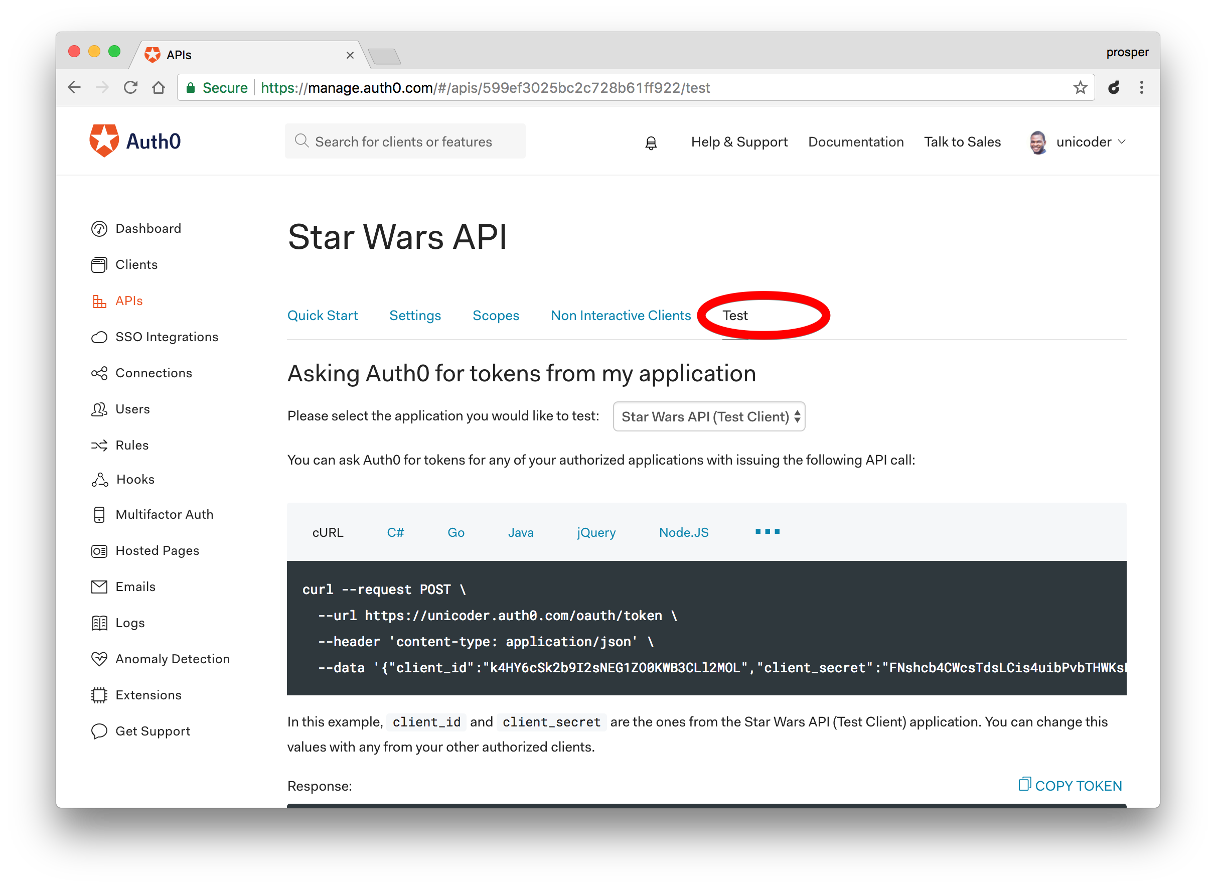 Developing RESTful APIs with Loopback