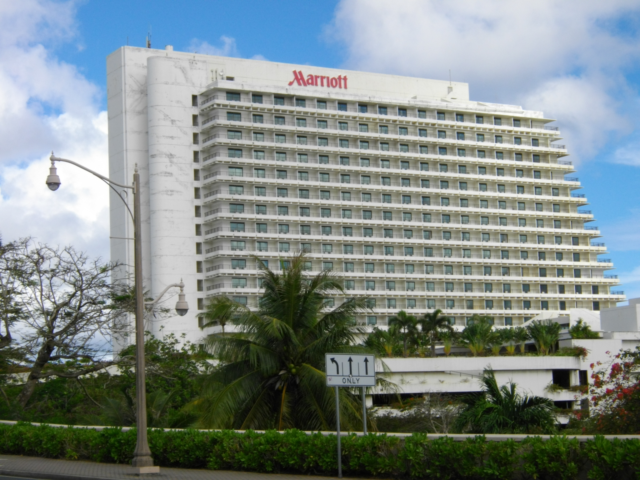 Marriot's Starwood Property