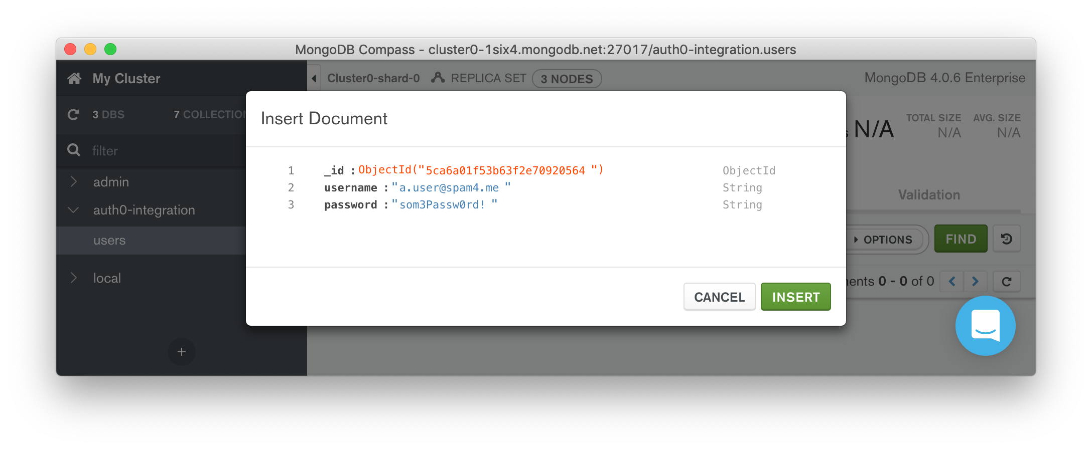 How to Use MongoDB Atlas as a Custom Database within Auth0