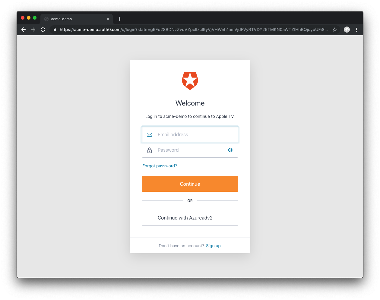 Auth0 Device Flow: user authentication