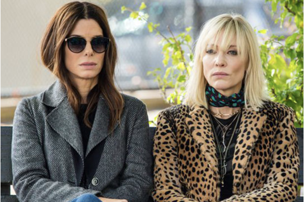 Ocean's 8 Film Steals $4 Million at Theater's Box Offices
