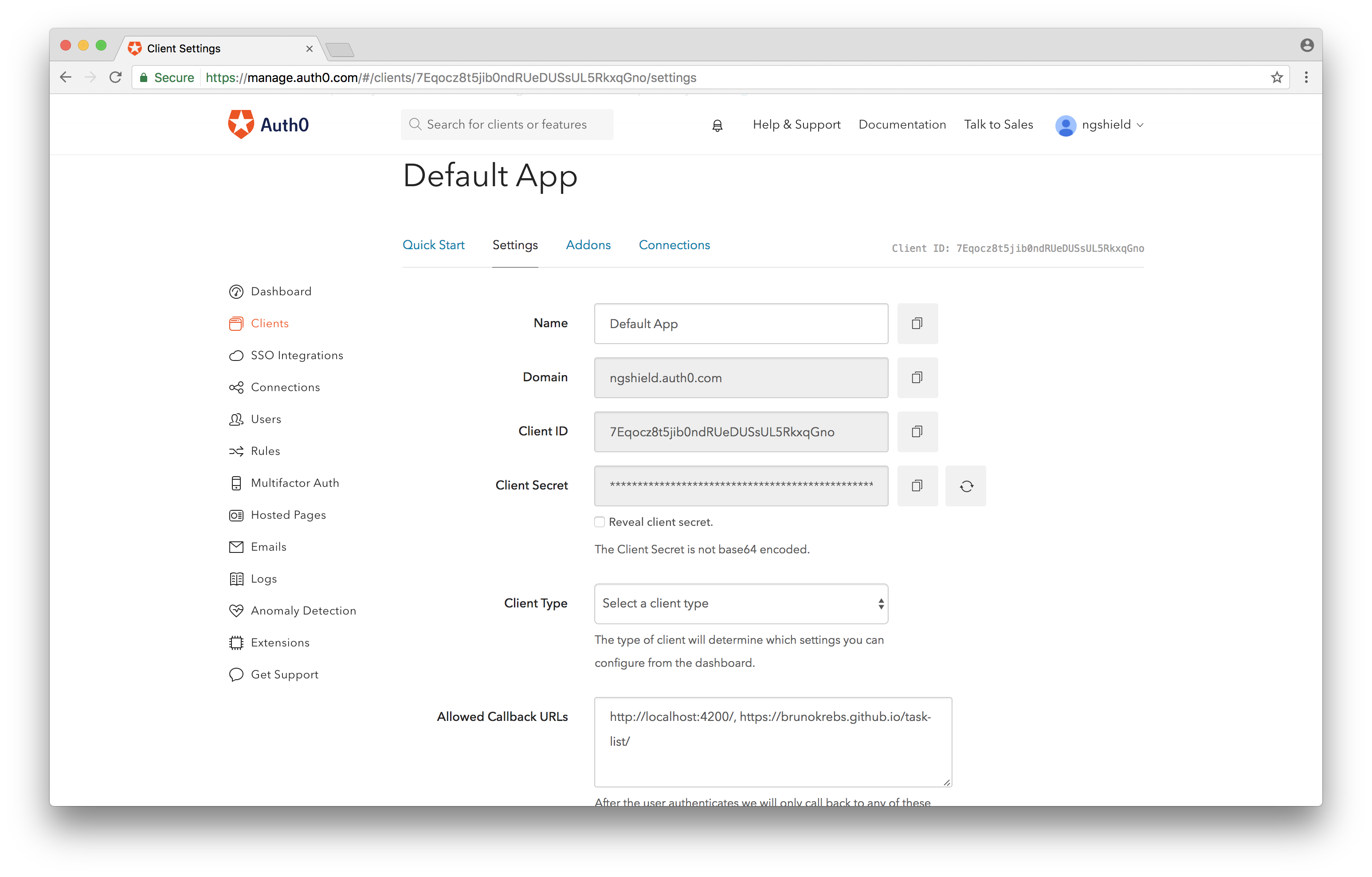 Serverless REST API with Angular, Persistence and Security - DZone