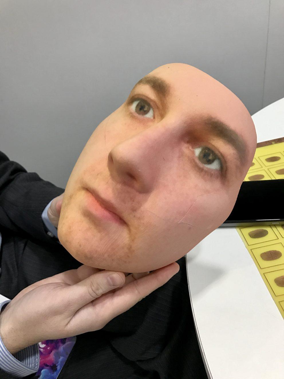 Biometrics facial scanners good when