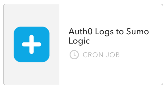 Sumo Logic extension icon