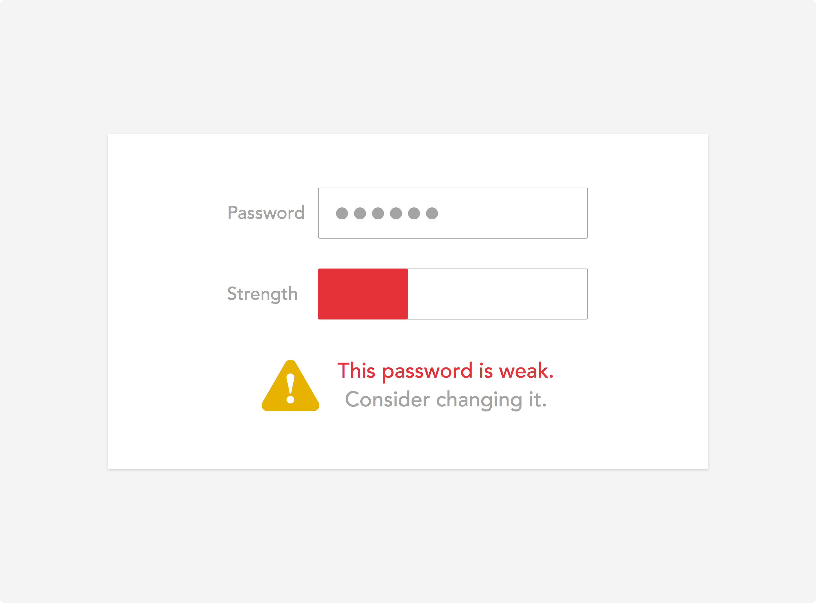 Avoid Weak Passwords on CyberMonday