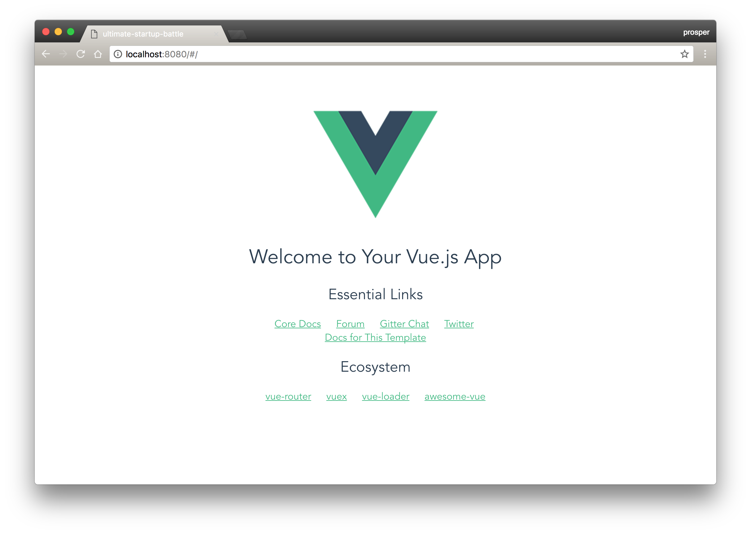 Vue js 2 Authentication Tutorial, Part 2 - DZone Web Dev