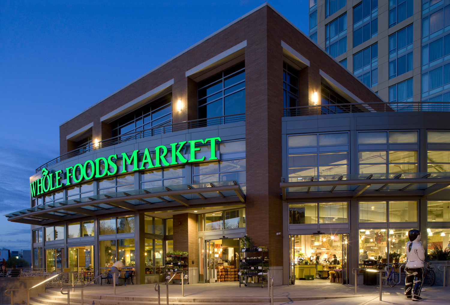 whole foods strategy management Free research that covers introduction company profile whole foods market, inc is a publicly listed company on nasdaq it was formulated in 1980 whole foods market.