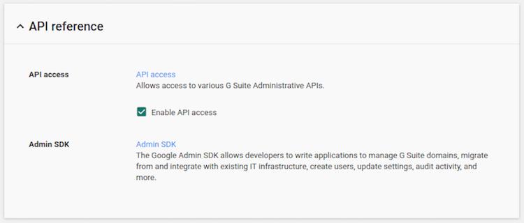 Google Apps API Reference