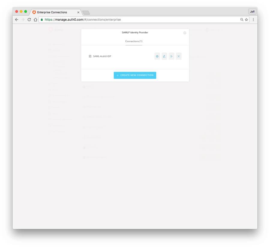 SAMLP Identity Provider