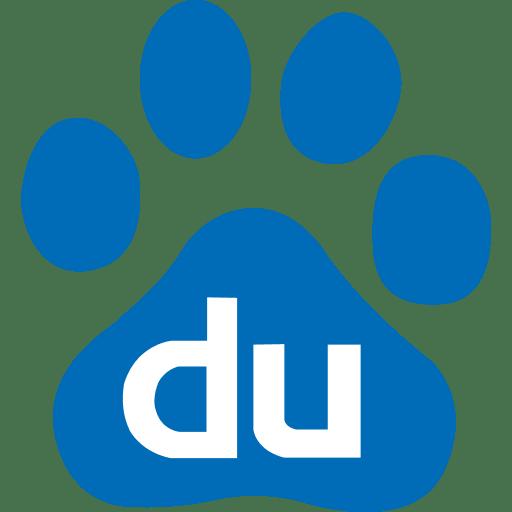 百度 (Baidu) logo
