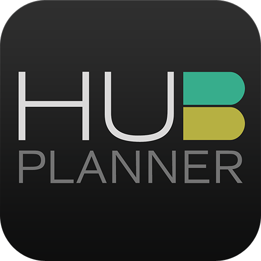 Hub Planner logo