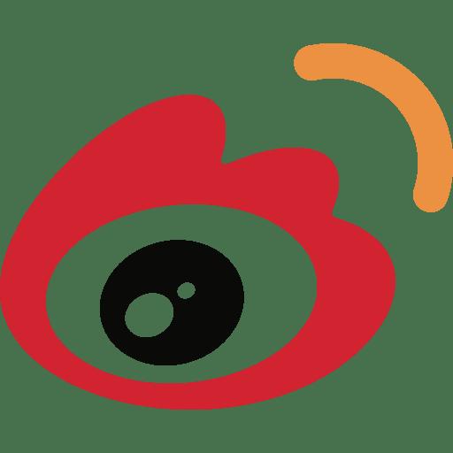 新浪微 (Weibo) logo