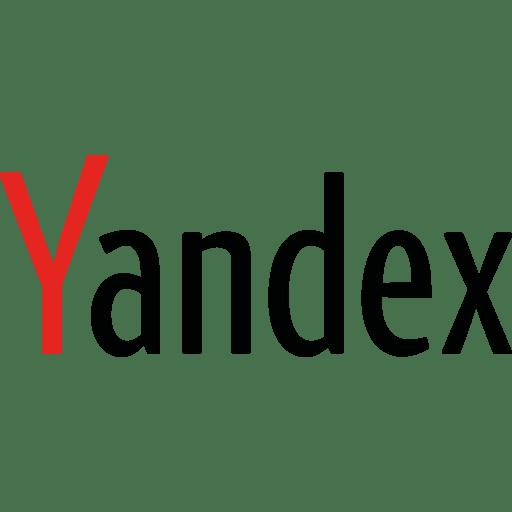 Яндекс (Yandex) logo