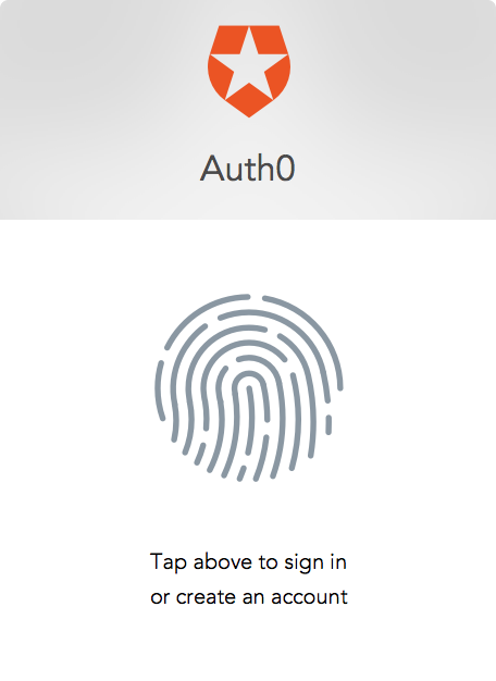 TouchID logo