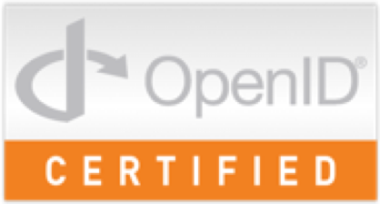 We are OpenID Certified
