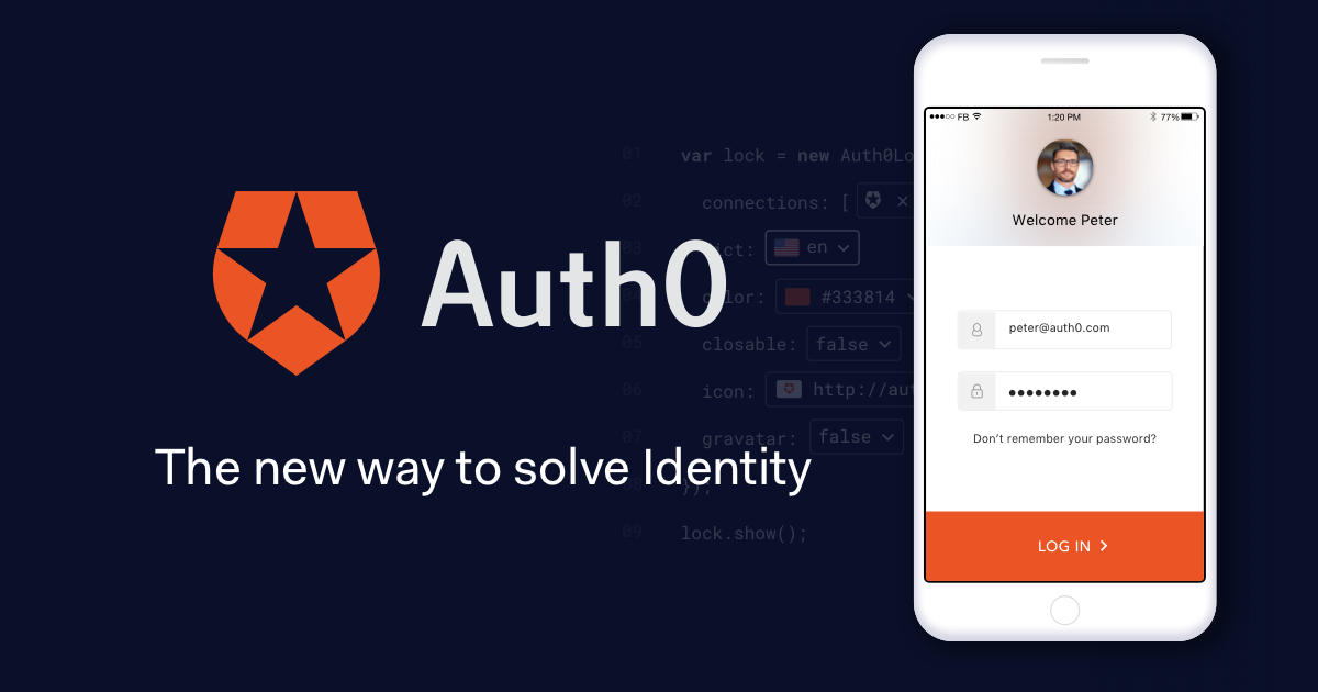 Log in to your Vue App with any Identity Provider