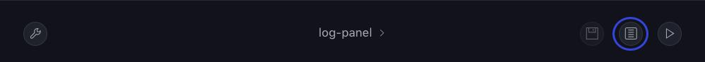 Open Logs Icon