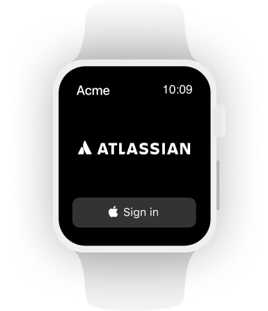 Watch example: atlassian