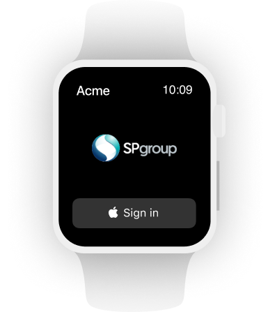 Watch example: spgroup