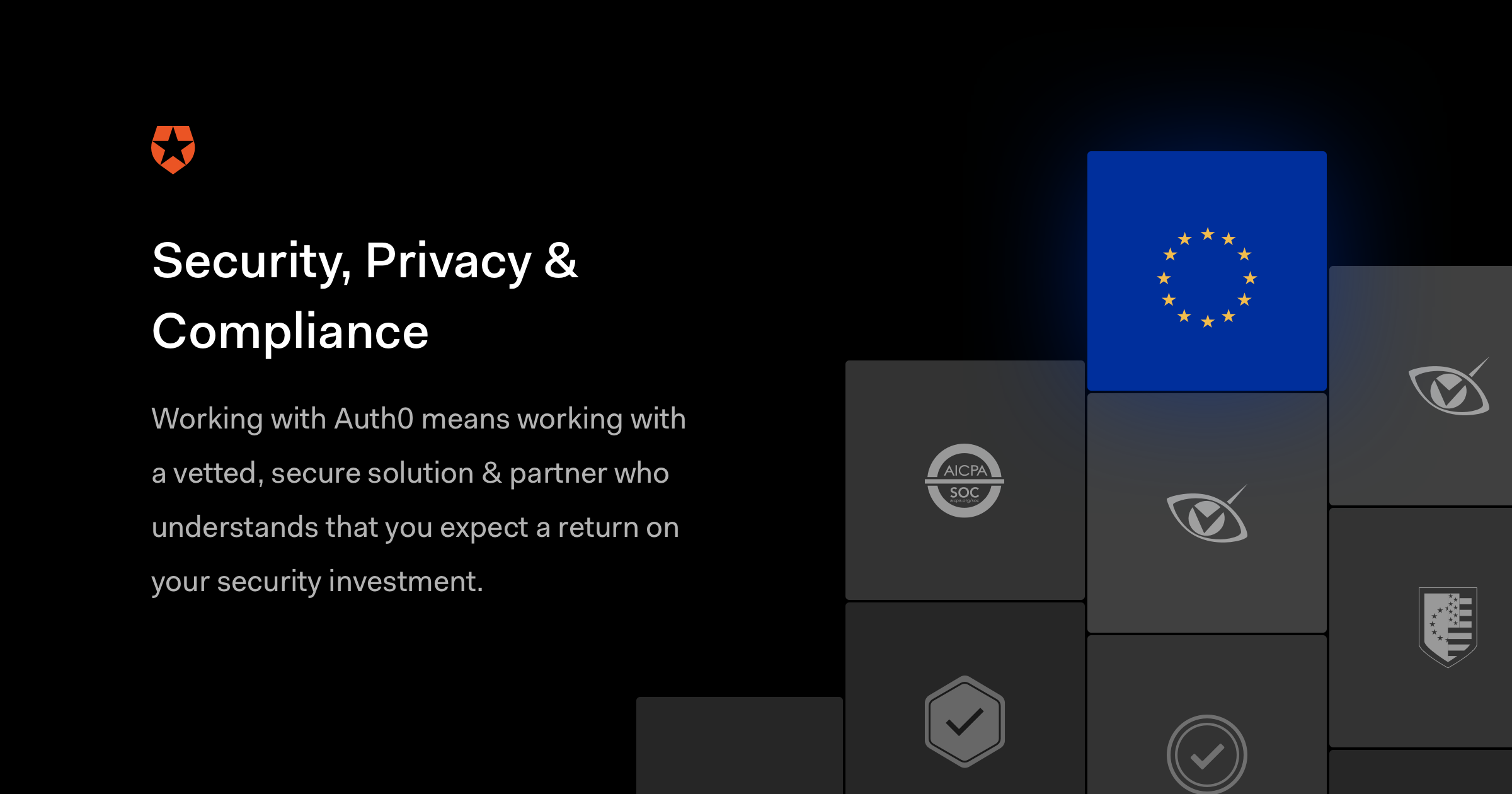Security, Privacy & Compliance - Auth0