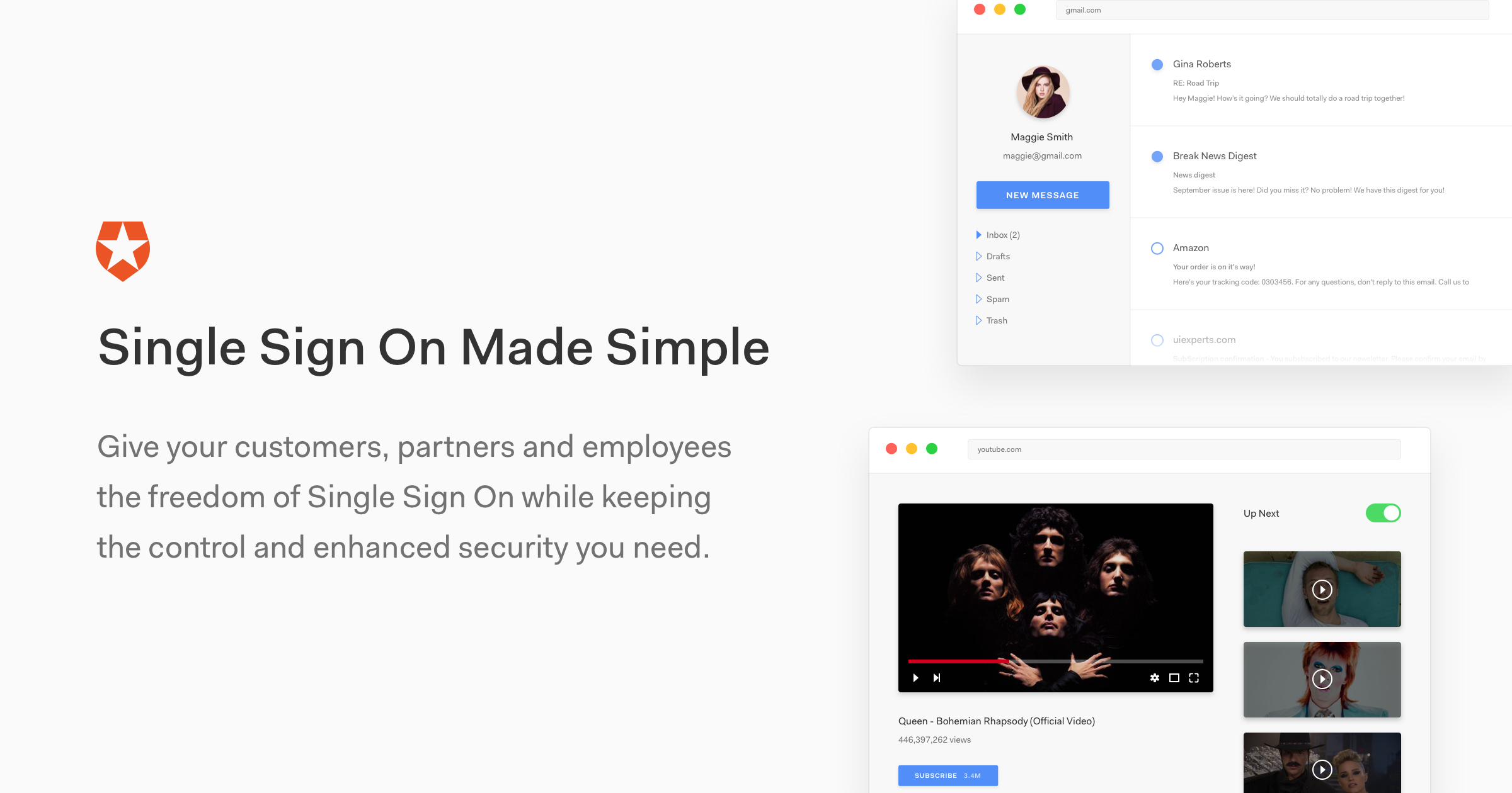 Single Sign On: Log in  Just Once - Auth0